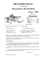Bulletin N°12