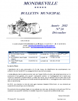 Bulletin N°24-1ere partie