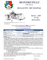 Bulletin N°36