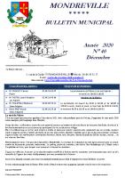 Bulletin n° 40